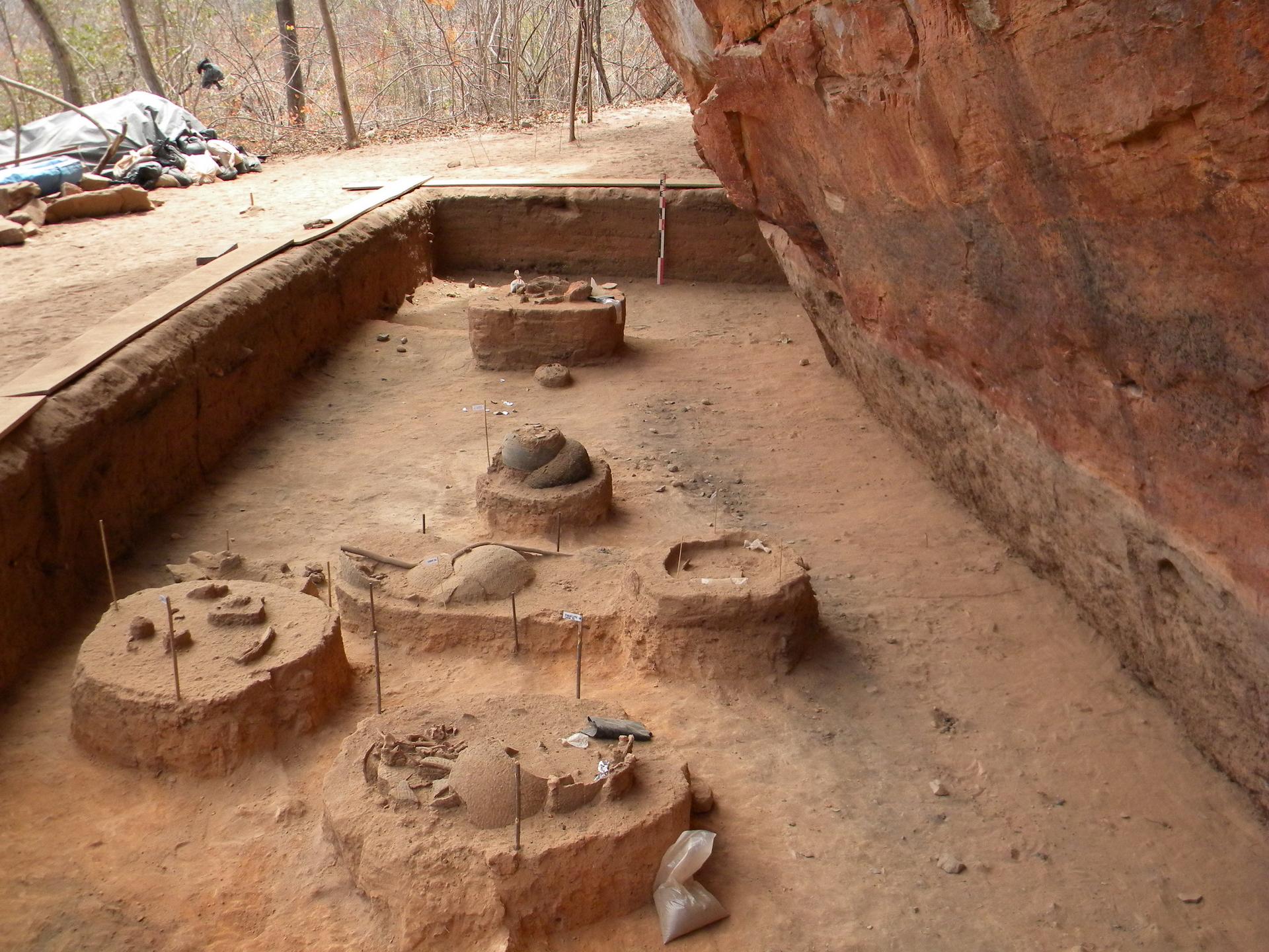O povoamento pré-histórico do Semiárido
